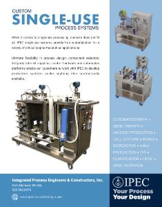 IPEC purified water