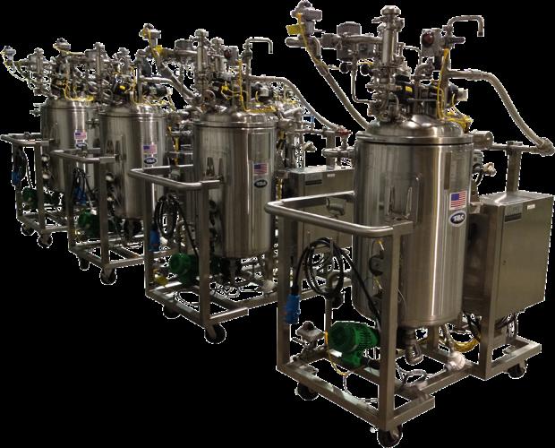bulk pasteurization system