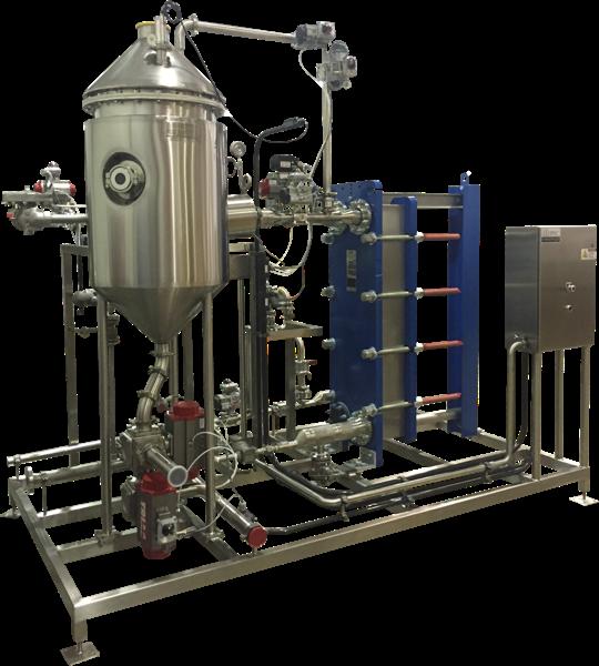 evaporation system