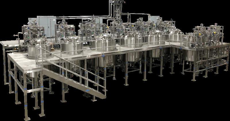 150L Bioreactor