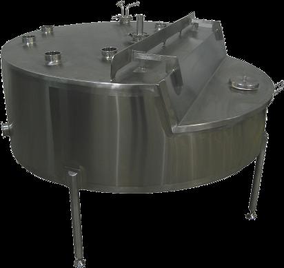 Dairy Balance Tank